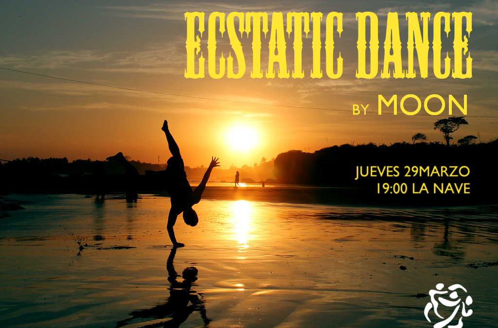 Ecstatic Dance | La Nave Ibiza | 29 marzo 2018