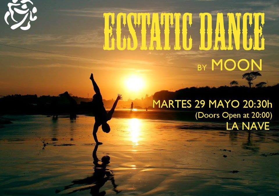 Ecstatic Dance | Djane Moon | 29 mayo | La Nave