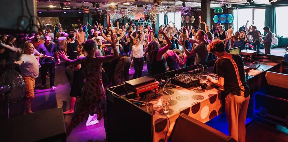 Ecstatic Dance | Dj Arun Ji | 14 junio | La Nave Ibiza