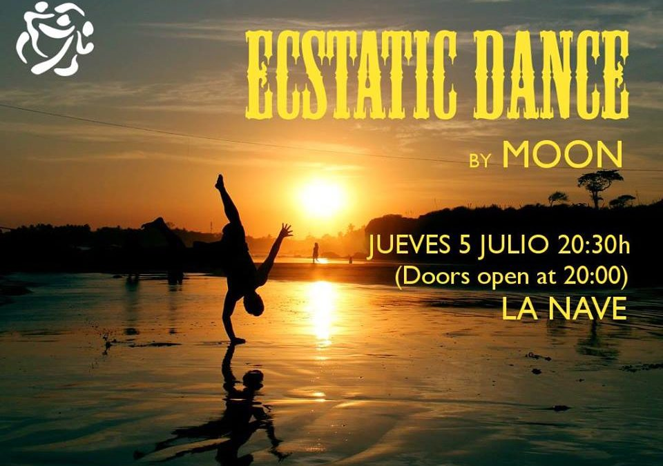 Ecstatic Dance | Dj Moon | 5 julio | La Nave Ibiza